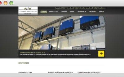 BenHprojecten.nl v1