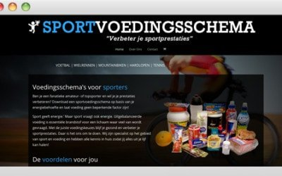 sportvoedingsschema.nl