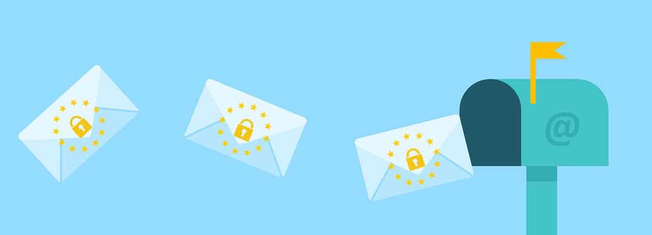 Emailmarketing en nieuwsbrieven versturen met de GDPR / AVG wetgeving