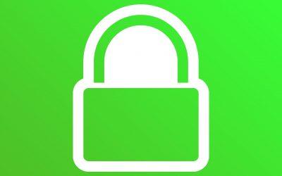 Een SSL-certificaat voor een beveiligde https verbinding