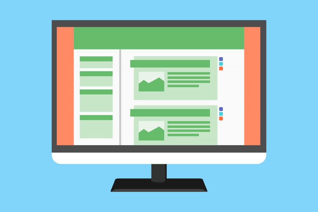Website software - SaaS oplossing