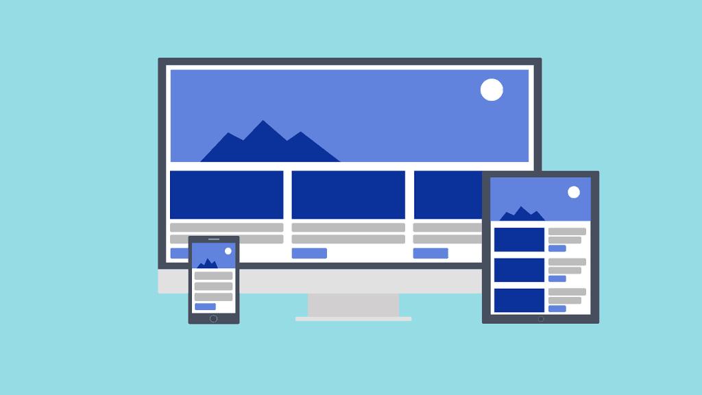 Goed webdesign bureau maakt responsive websites