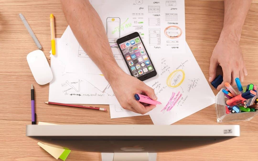 Webdesign bureau's vergelijken
