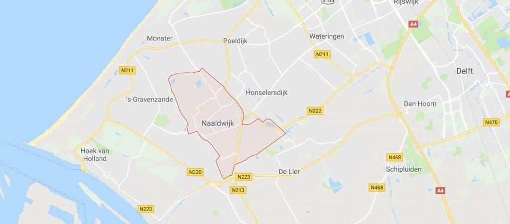 Webdesign bureau Naaldwijk
