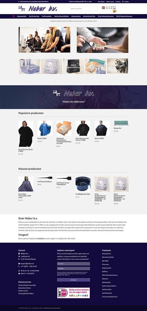 website Laten Maken - Webdesigner