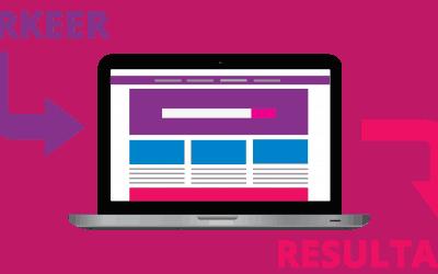 Website effectiviteit, meer resultaat uit je website halen