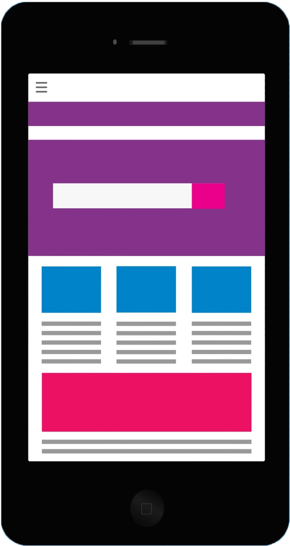 Responsive website - webdesign bureau Den Haag